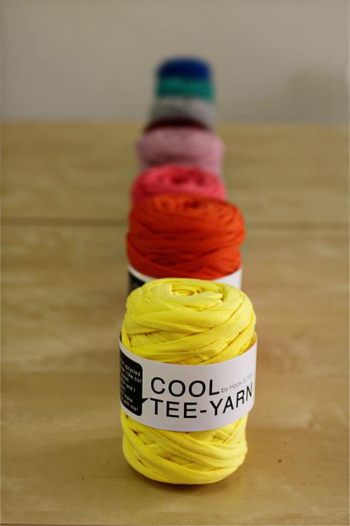 Tshirt Yarn #2