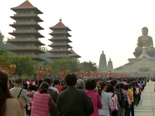 Ta-Kaohsiung-Nouvel An-Temple Foguanshan (92)