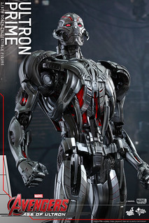 Hot Toys – MMS284 – 《復仇者聯盟2:奧創紀元》: 1/6比例 終極奧創