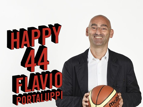 Happy 44 Flavio Portaluppi!