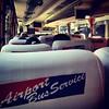 Airport Bus Service #bus #onibus #airport #aeroporto #saopaulo