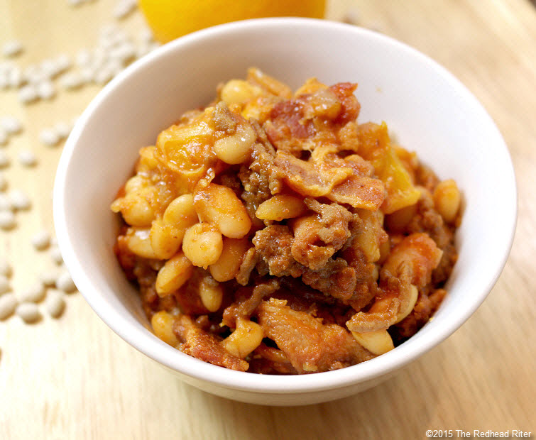 Easy Homemade Baked Bean Casserole Recipe 16