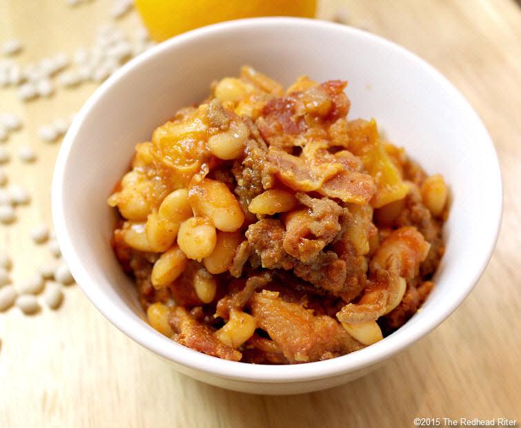 Easy Homemade Baked Bean Casserole Recipe 16