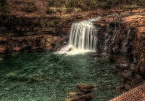 waterfall alabama lrc