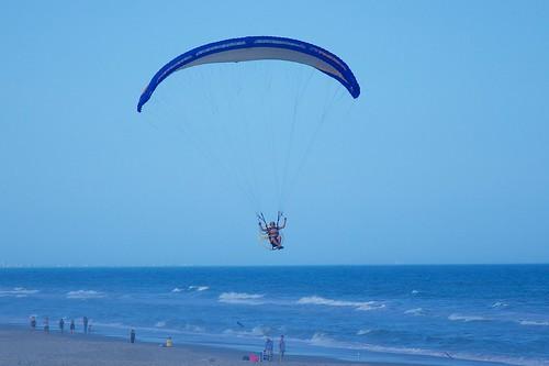 ocean beach florida parasail indialantic