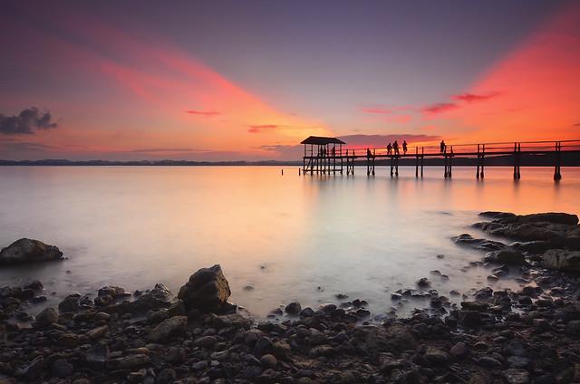 Teluk Buih Jetty [explored]