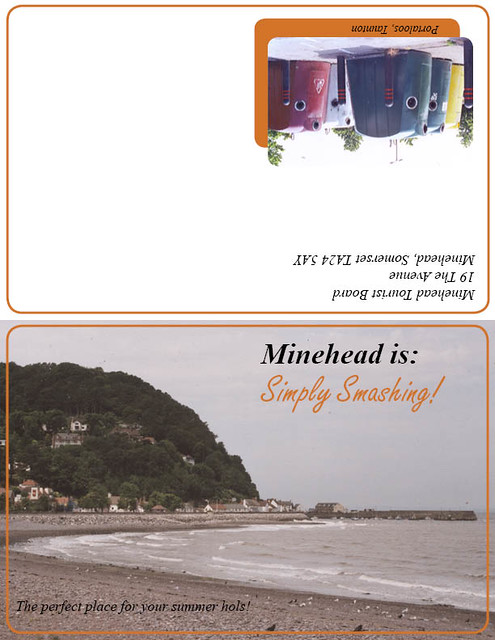 Minehead Brochure2