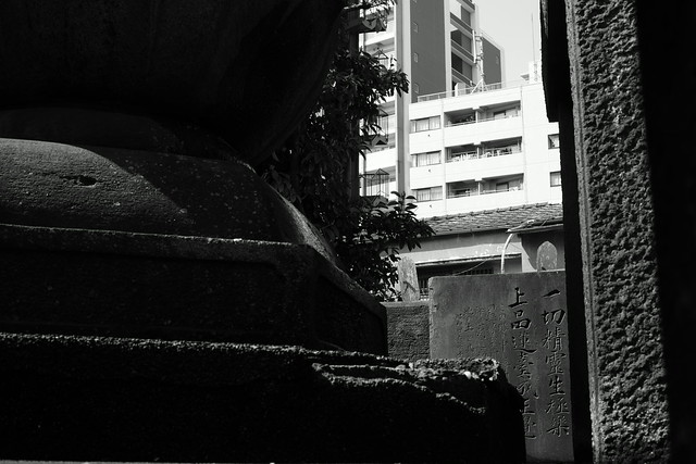 三ノ輪浄閑寺 - Jokan-ji temple, Minowa Tokyo, 17 Mar 2015. 026