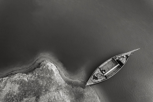 A lonely Boat...