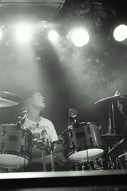 ナポレオン Napoleon live at Outbreak, Tokyo, 18 Mar 2015. 025