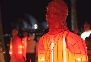 terracotta warrior lanterns