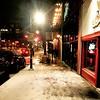 Snowing again in NWA...