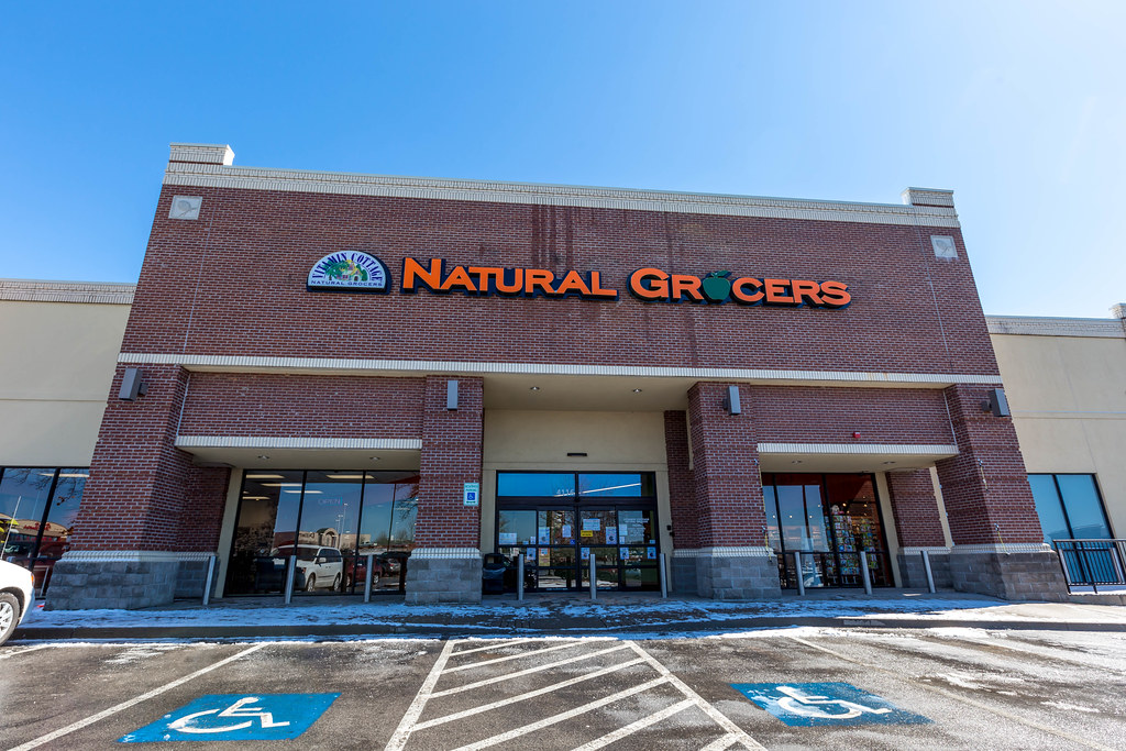 Natural Grocers Logo Natural Grocers to Open March