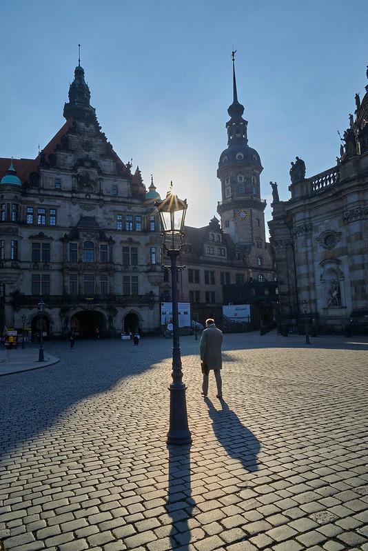 Schlossplatz - Dresden