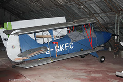 G-GKFC - 1999 build TCD Sherwood Ranger RL5A, new Barton resident