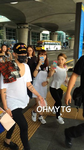 Big Bang - Incheon Airport - 02aug2015 - only_ohmytg - 02