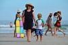 Everett & Mommy On The Beach
