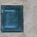 Blue window by Jürgen Kornstaedt