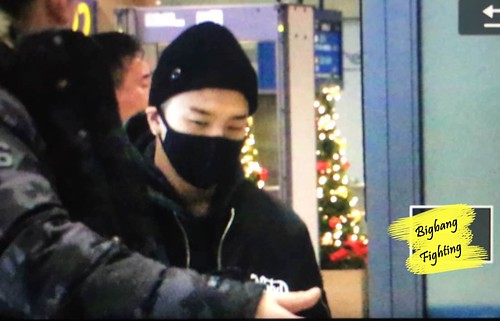 Big Bang - Incheon Airport - 07dec2015 - BigbangFighting - 07