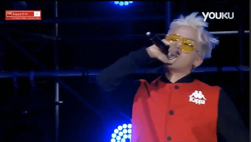 G-Dragon - Kappa 100th Anniversary Event - 26apr2016 - 517334523 - 03