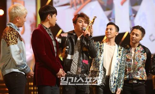 Big Bang - Golden Disk Awards - 20jan2016 - Press - 05