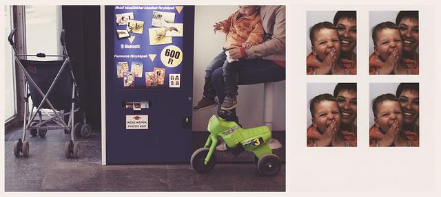 Fotoautomat Budapest #3