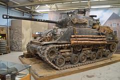 The Tank Museum, Bovington, UK. 26-7-2016