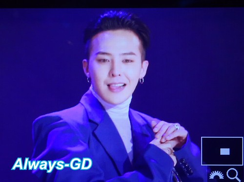 Big Bang - The 5th Gaon Char K-Pop Awards - 17feb2016 - Always GD - 01