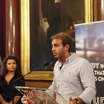 Fri, 14/10/2016 - 17:23 - Estudante Erasmus na ESCS, Giovanni Teresi