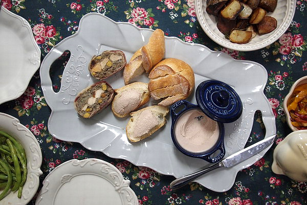 我的法國餐桌|Judy Wang
