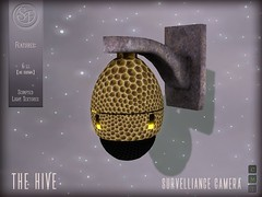 """The Hive"" Survelliance Camera"