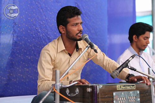 Devotional song by Aman Diljan and Saathi from Batala, Punjab