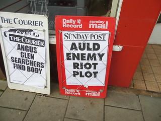 Auld Enemy