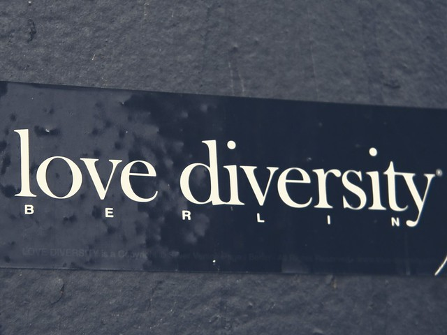 Love diversity from Flickr via Wylio