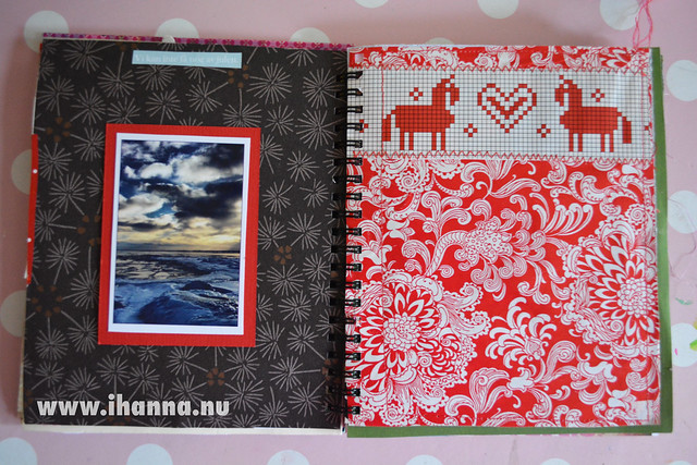 December Journal: Photo Christmas Card from Maria