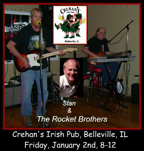 Stan & The Rocket Brothers 1-2-15