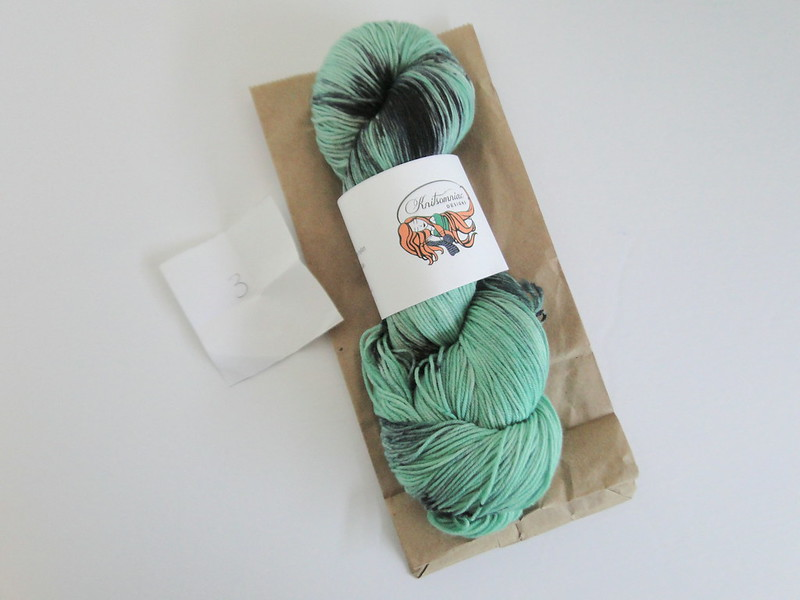 January yarn pick