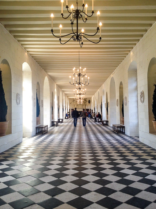 Chenonceau Grand Gallery