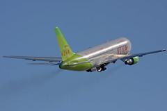 Viva Macau Boeing 767-284(ER) B-MAV