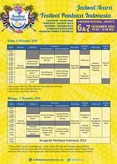 Jadwal Acara IRF 2014