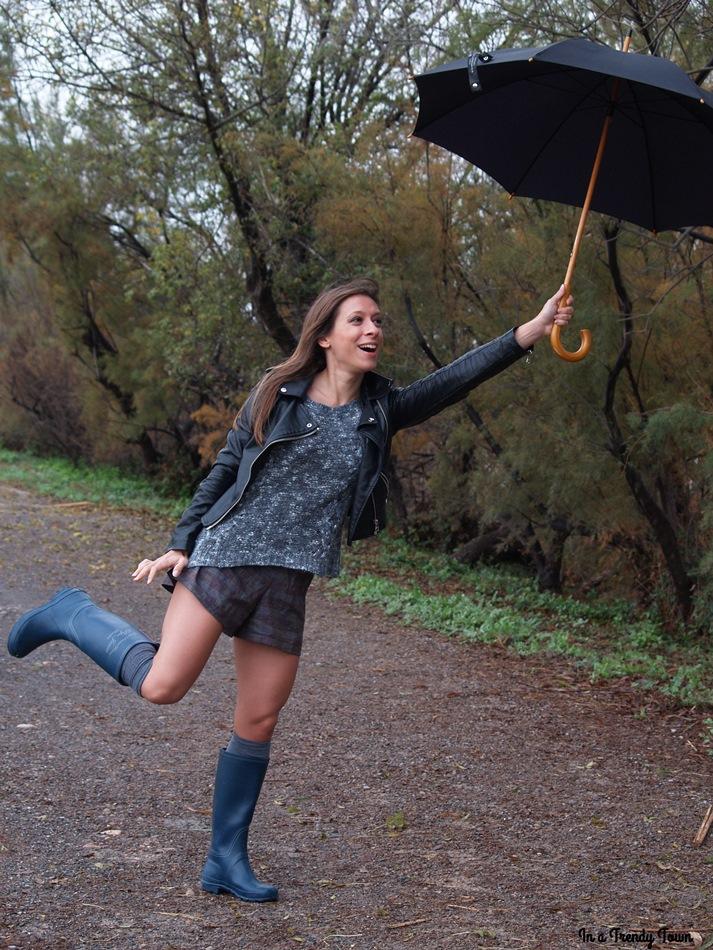 Outfit: Umbrella