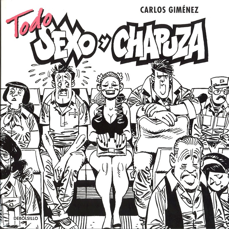 TODO SEXO Y CHAPUZA