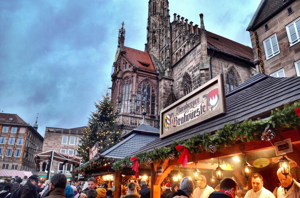 Inside The Famous Nuremberg Christmas Market