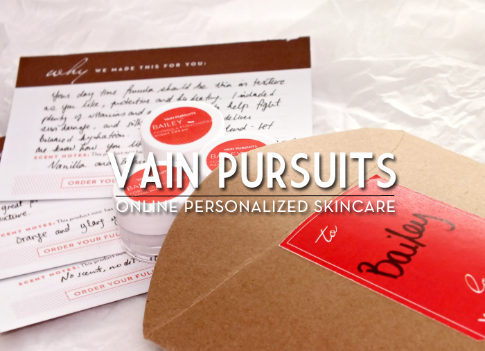 vain pursuits personalized skincare (1)