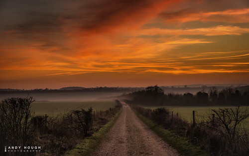 sunset england sky clouds landscape evening track unitedkingdom dusk sony fields southoxfordshire ewelme britwellsalome a99 sonyalpha andyhough slta99v andyhoughphotography