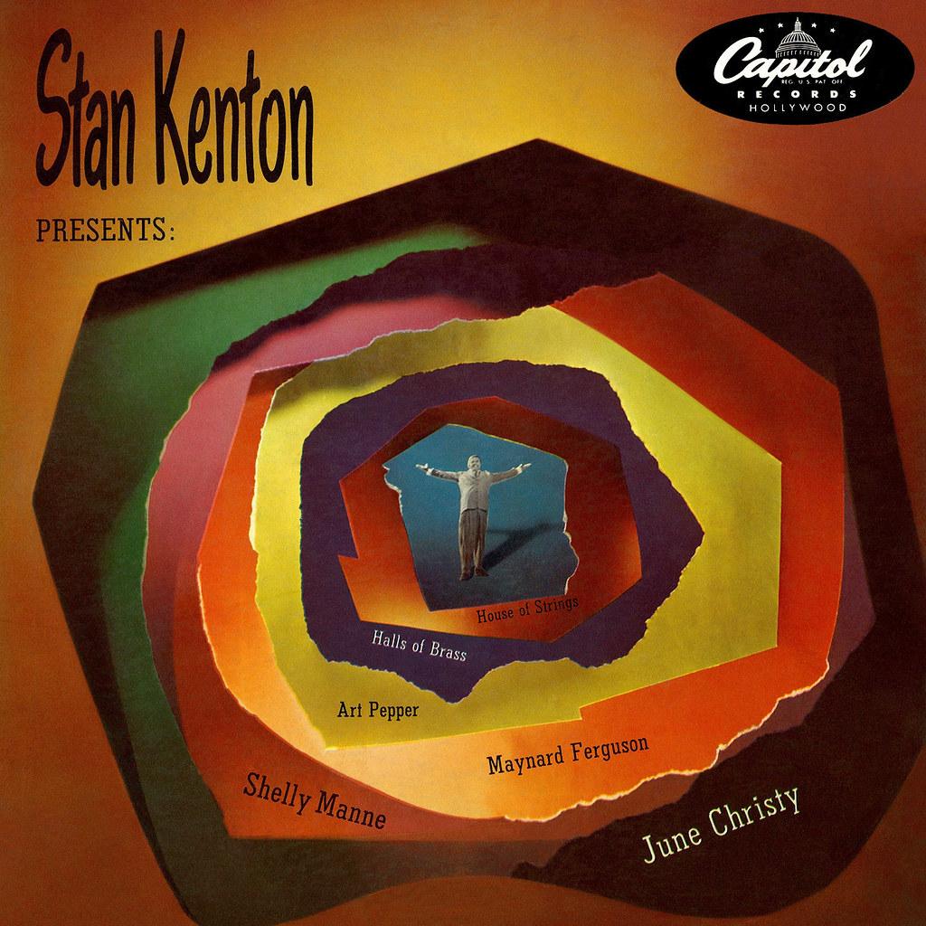 Stan Kenton -  Stan Kenton Presents
