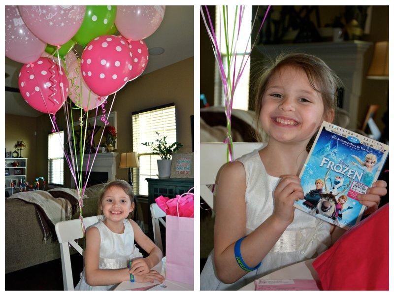lexie's 6th birthday