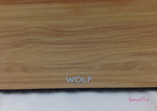 Review Wolf Designs Meridian Two Drawer Valet, Charging Station & Pen Box @Wolf1834 @Massdrop (6)