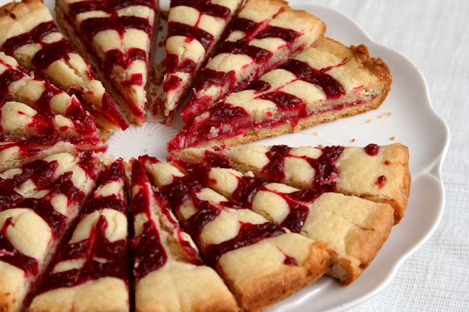 cranberry shortbread 5