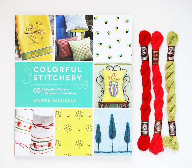Colorful Stitchery